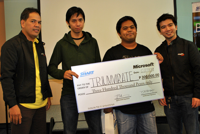 MS-SMART DEVELOPERS' COMPETITION 001