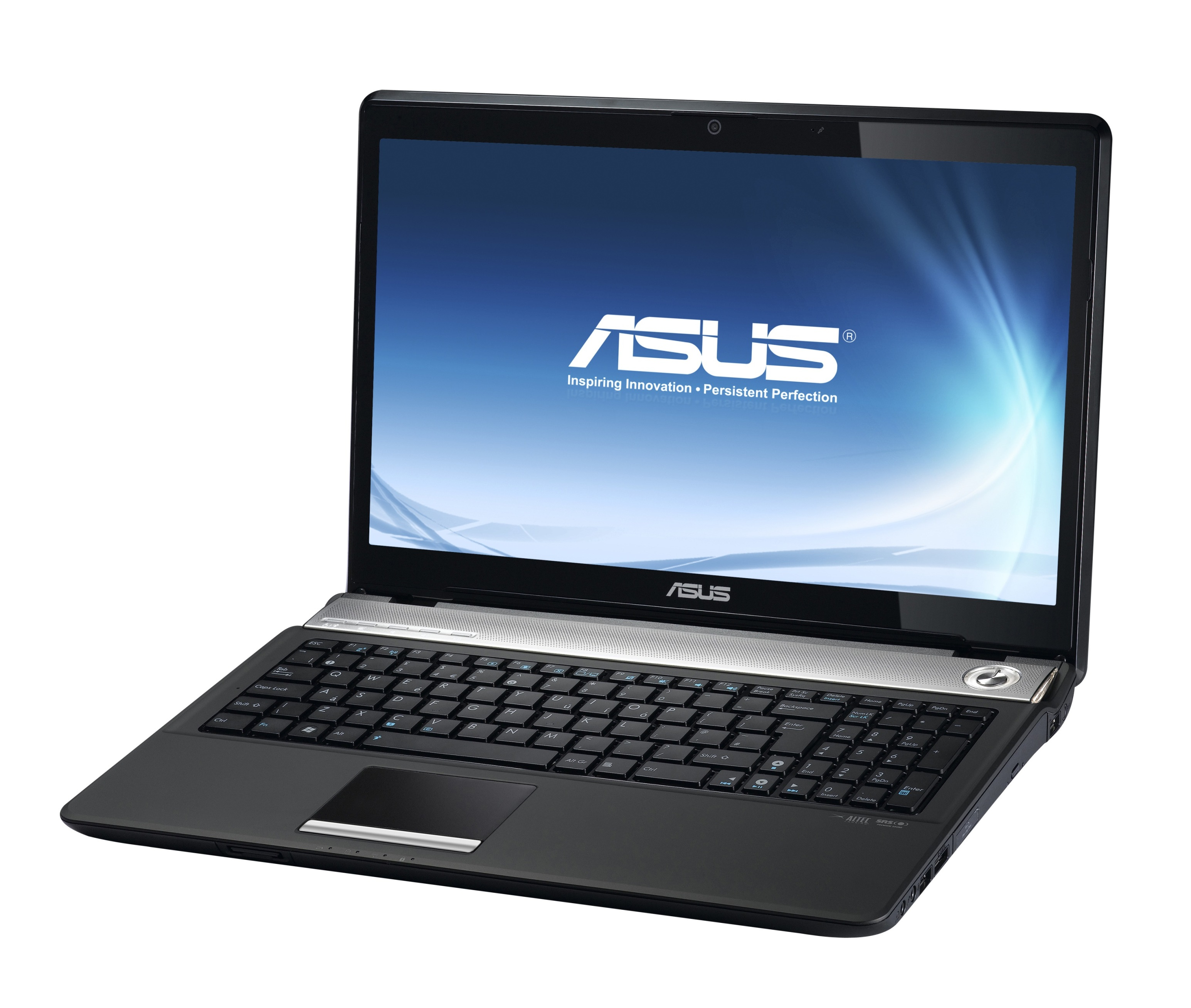 Asus N81Vg Notebook Touchpad Mac