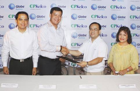 CP Kelco and Globe Business Team Up for Managed Voice Service
